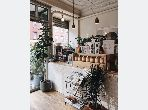 Réf A Louer un coffe shop à la Marsa