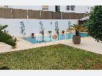 A louer Villa S4 avec piscine a Gammarth
