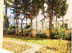 Location appartement avec jardin