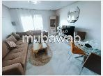 Apartment for rent in Agdal. Area 120 m². Furnishings.