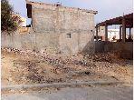Terrain à vendre à Hammamet nord sur 2 façades