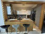 Superbe appartement à louer à Samlalia. Surface totale 60 m². Ascenseur et stationnement