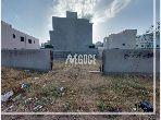 Terrain clôturé et viabilisé situé à AFH Mrezga