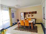 Appartement F5 avec balcon à louer à tanger