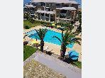 بيع شقة ب ميموزا. المساحة الإجمالية 123 م². مسبح.
