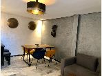 Very nice apartment for rent in Guéliz. Total area 1 m². Dressing room.