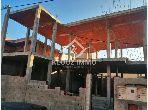 Réf DV 2063 A vendre une Villa style américain inachevée à cité Boukhriss