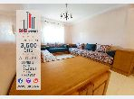 Apartment to purchase in Route Nationale Assilah (N1). 2 rooms. Traditional living room and satellite dish system.