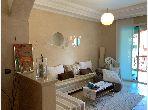 Un bel appartement meublé à Mansouria