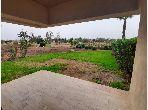 شقة جميلة للكراء بأكدال. المساحة الإجمالية 90 م². حديقة وشرفة.