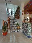 فيلا رائعة للبيع ب طنجة البالية. 5 غرف رائعة. صالون مغربي تقليدي ، إقامة آمنة.