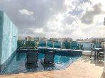 Location Loft meublé avec piscine lac 2