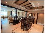 شقة للشراء ب الحي الإداري. 3 غرف رائعة. صالون مغربي نموذجي ، إقامة آمنة.