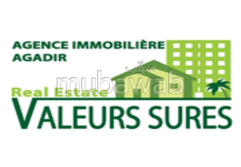 Valeurs Sures Agadir Immobilier