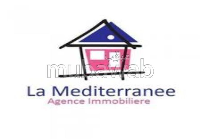 La méditerranée  immobilière Ezzahra
