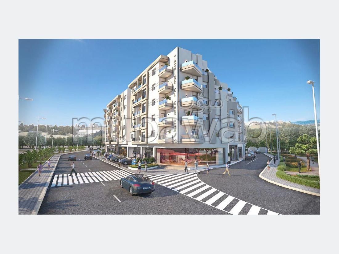 {AR=عقارات جديدة - شقق, EN=New homes - Apartments, FR=Résidence Yasmine El Kantaoui}