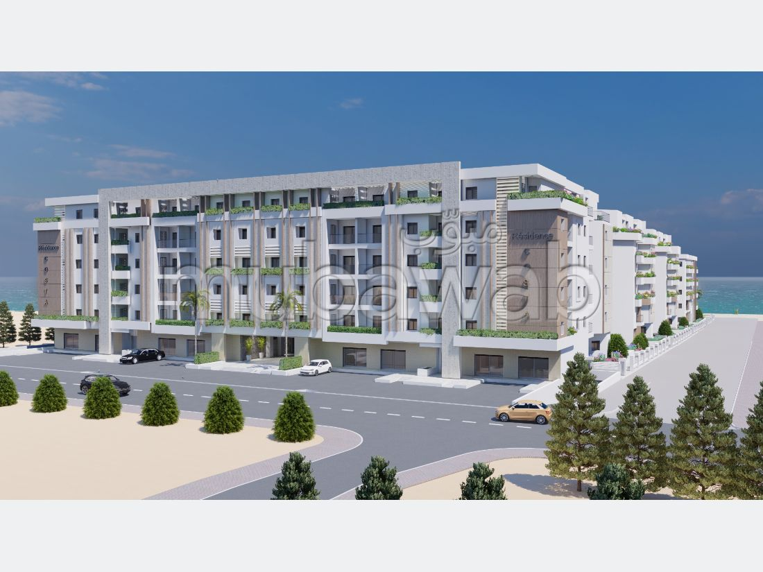 """{AR=إقامة """"كوستا"""", EN=""""Residence Costa"""" Waterfront Apartments FOR SALE , FR=Résidence Costa -Front de mer}"""